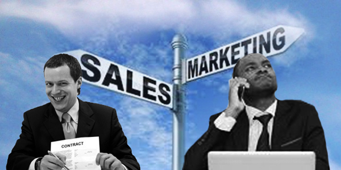 You Have to Know The Difference of Sales and Marketing