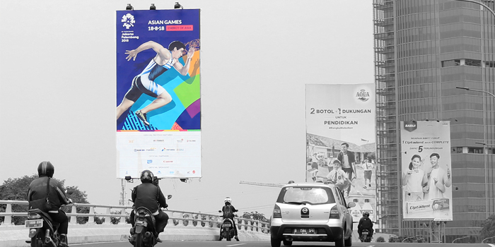 Asian Games 2018 And Its Promotion