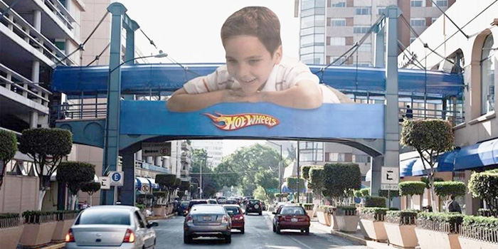 The Creative Bridge Advertising! You Will Be Surprised!