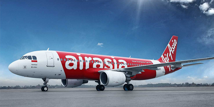 Out of Home Advertising On Air Asia