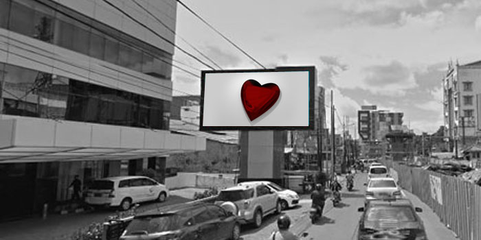 Billboard Ads Most Fit For Valentine