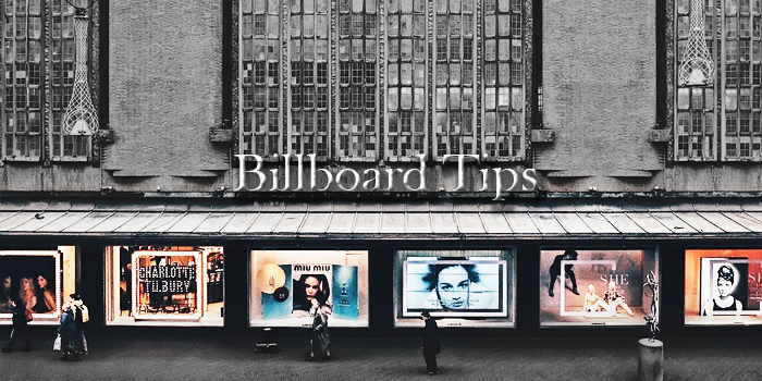 Top 10 Outdoor Billboard Advertising Tips